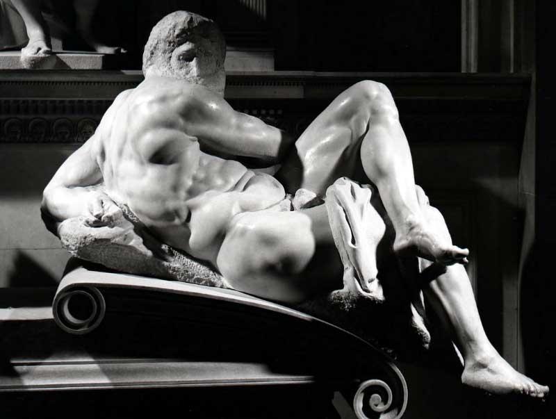 Michelangelo Cappelle Medicee-Il Giorno