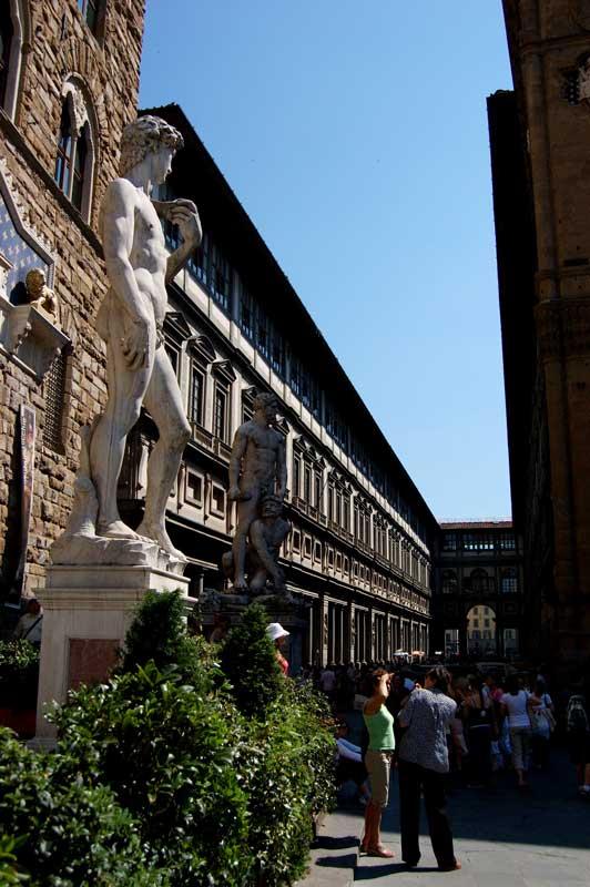 Uffizi-da-Piazza-Signoria