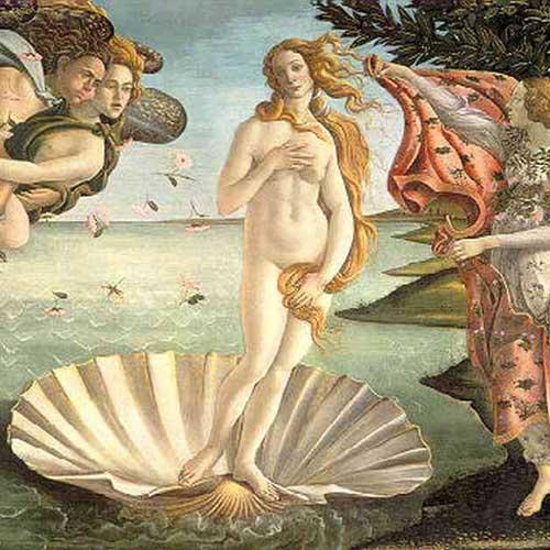 Vedere Botticelli Uffizi - Firenze