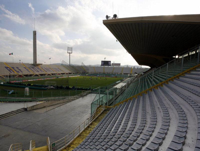 Stadio Franchi - curva Fiesole